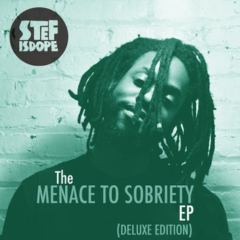 The Menace To Sobriety EP cover art
