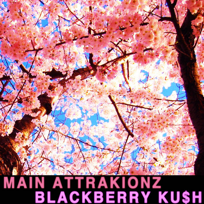 Blackberry Ku$h cover art