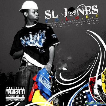 C.O.L.O.R.S. (Bangin' On Wax) cover art