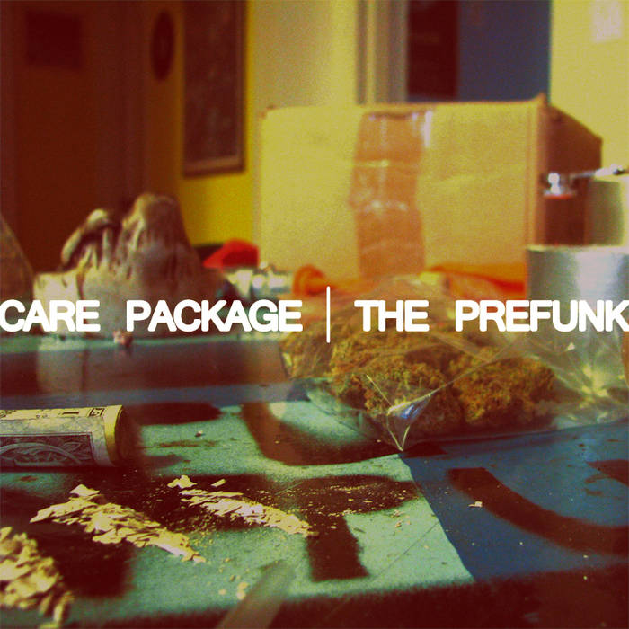 The Prefunk cover art