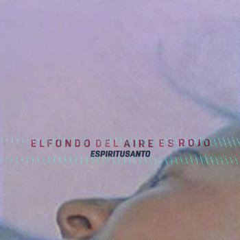 el fondo del aire es rojo EP cover art