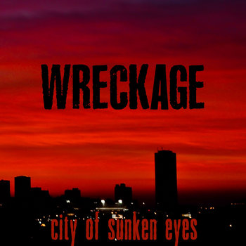 City of Sunken Eyes cover art