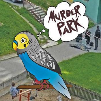 Murder Park cover art