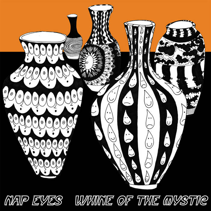 Whine Of The Mystic cover art