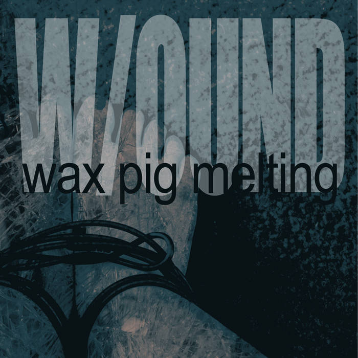 W/OUND EP cover art