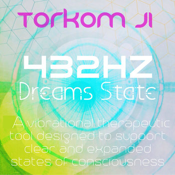 432Hz Dreams-State cover art