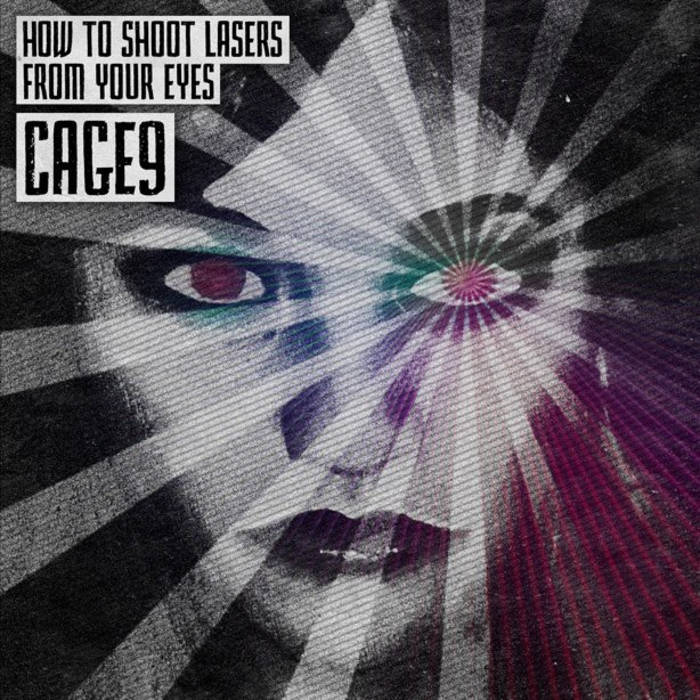 How to Shoot Lasers from Your Eyes cover art