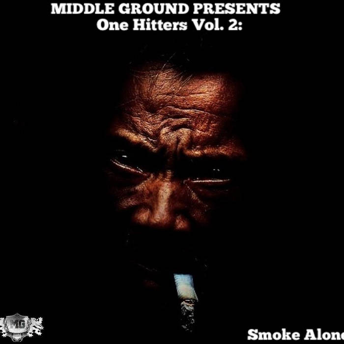 One Hitters Vol. 2 - Smoke Alone cover art