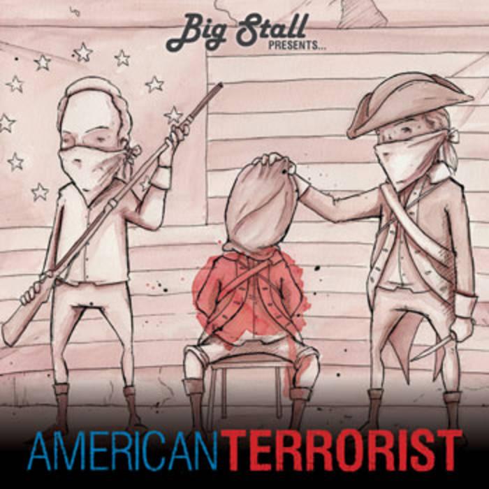American Terrorist cover art