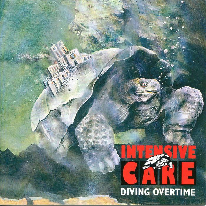 DIVING OVERTIME cover art