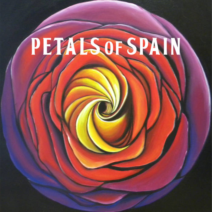 Petals of Spain cover art