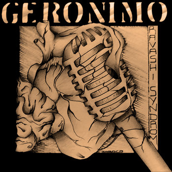 Geronimo - Ravashi Syndrom cover art