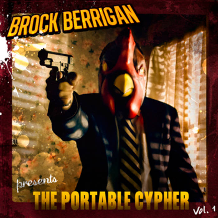The Portable Cypher Vol. 1 cover art