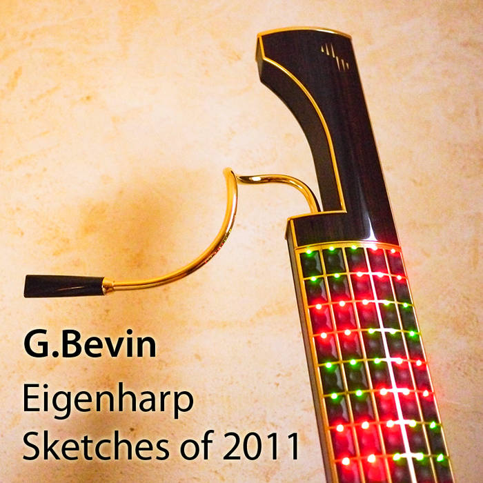 Eigenharp Sketches of 2011 cover art