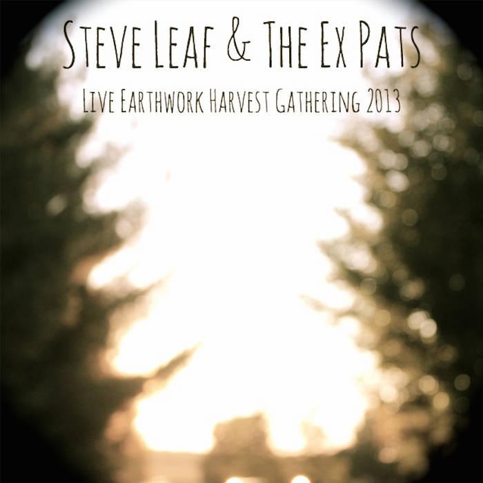 Live @ Earthwork Harvest Gathering 2013 cover art