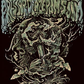 Diazepam/Pressor/Soom - 3 Way Split CD cover art