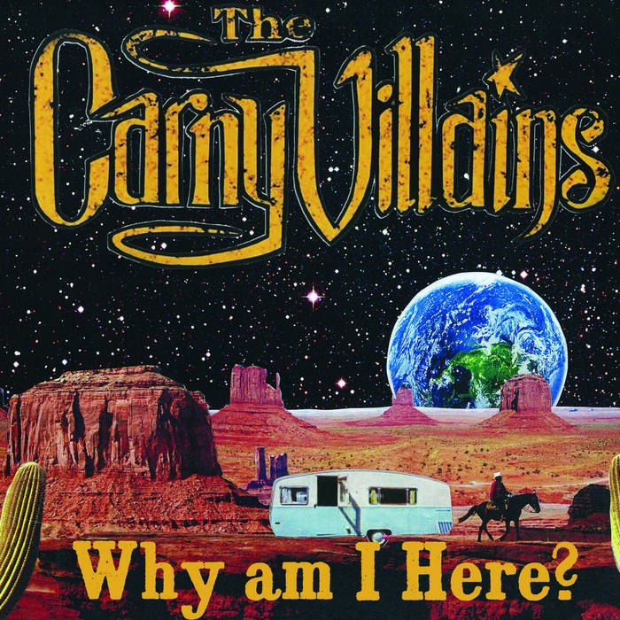 Why Am I Here? cover art