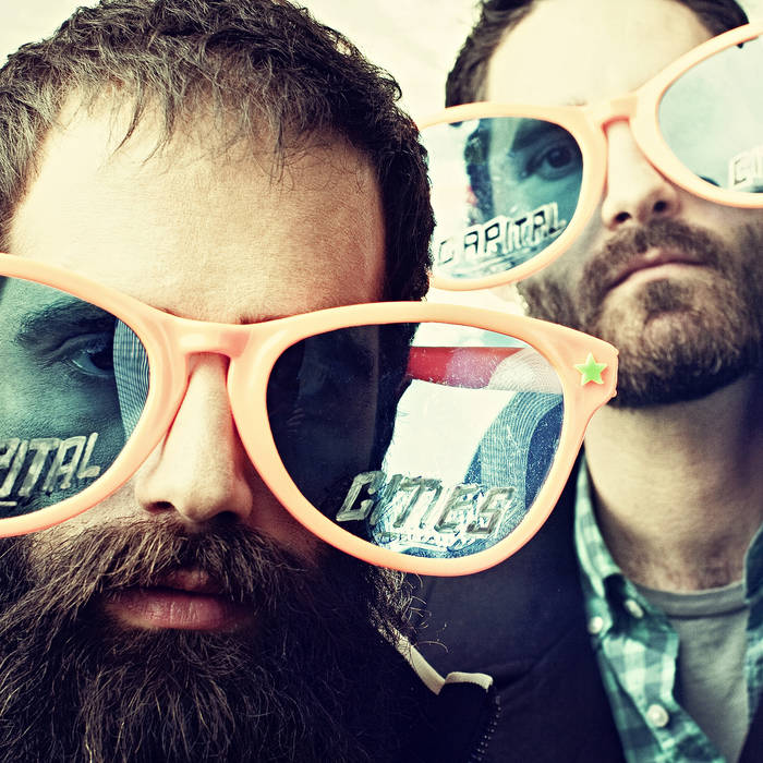 Capital Cities - EP cover art