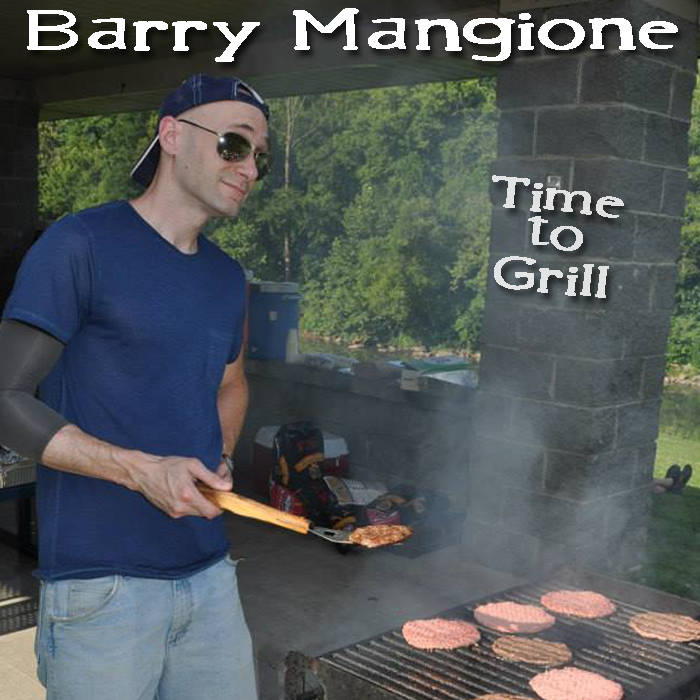 Time to Grill cover art