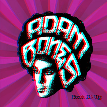 ROCK IT UP cover art
