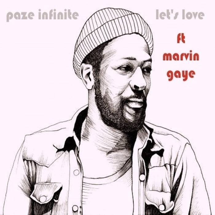 Let's Love ft Marvin Gaye cover art