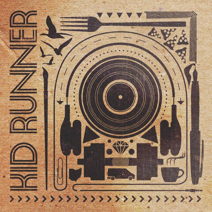 Kid Runner cover art