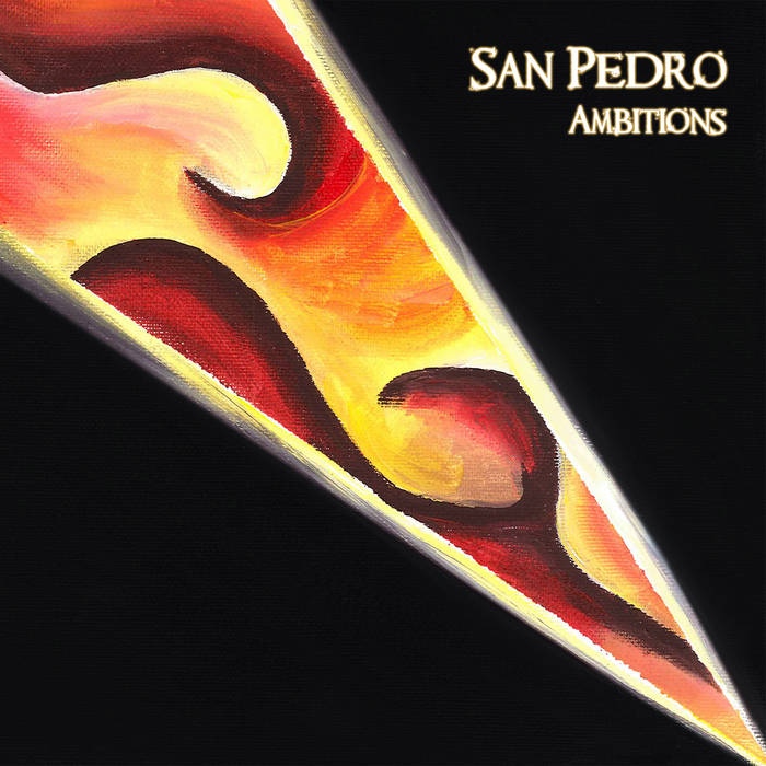 Ambitions (2011) cover art