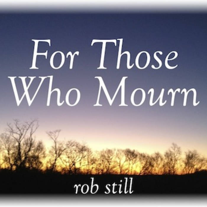 For Those Who Mourn cover art