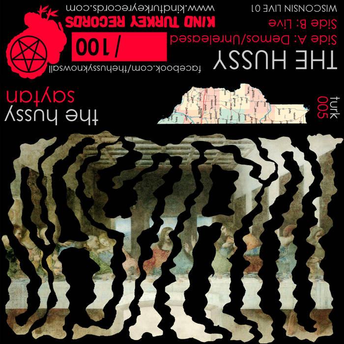 Saytan cover art