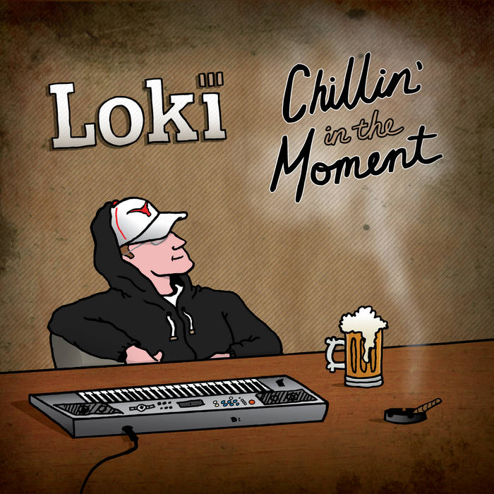 Chillin' In The Moment cover art
