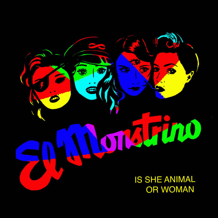 Is she Animal or Woman cover art