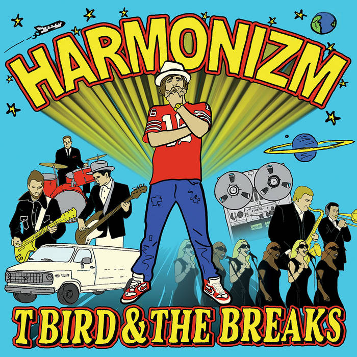Harmonizm cover art