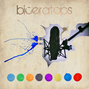 Biceratops cover art