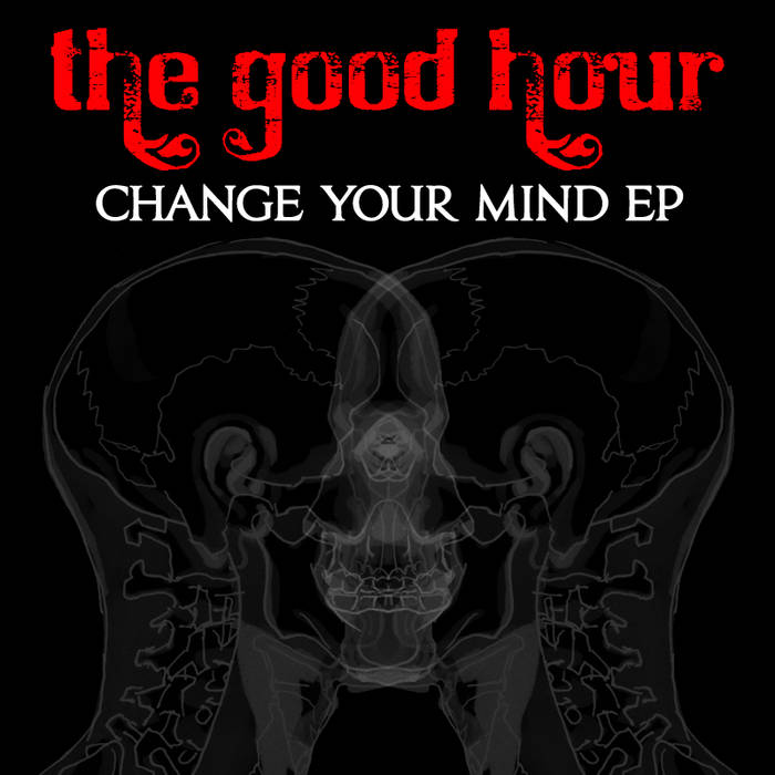 Change Your Mind EP cover art