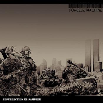 Resurrection E.P. cover art