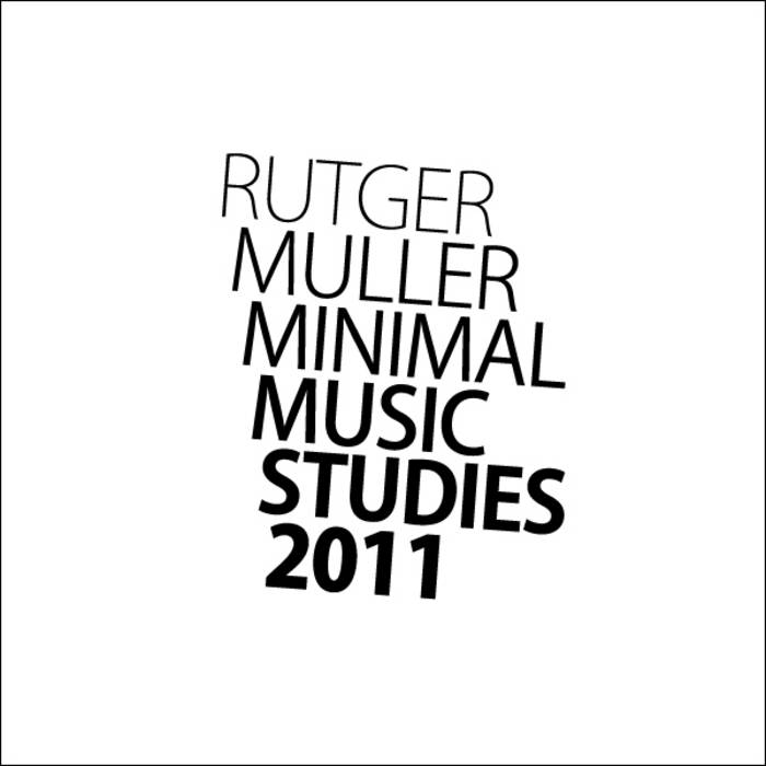 Minimal Music Studies 2011 cover art