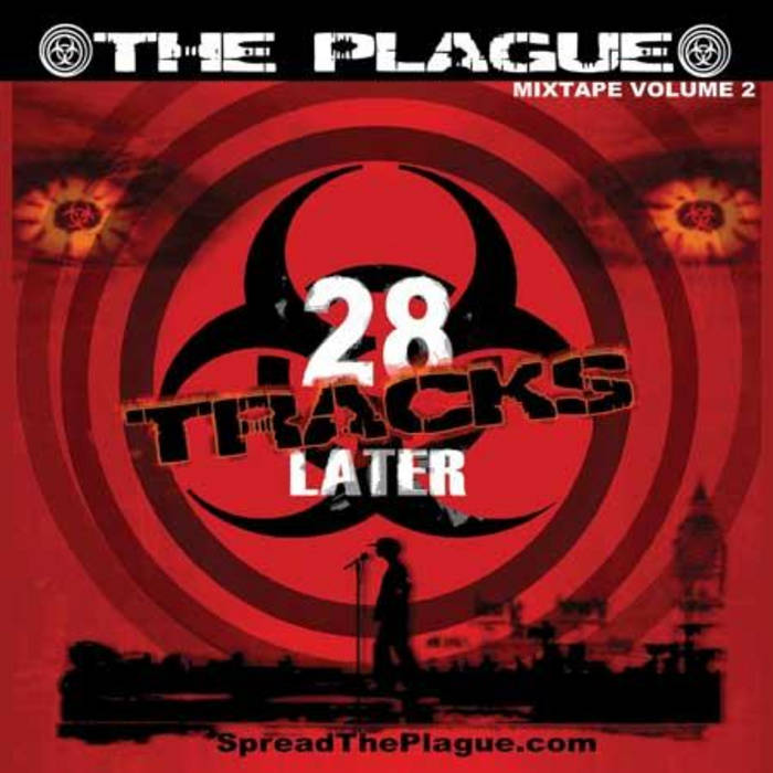 28 Tracks Later: The Plague MixCD Vol.2 cover art
