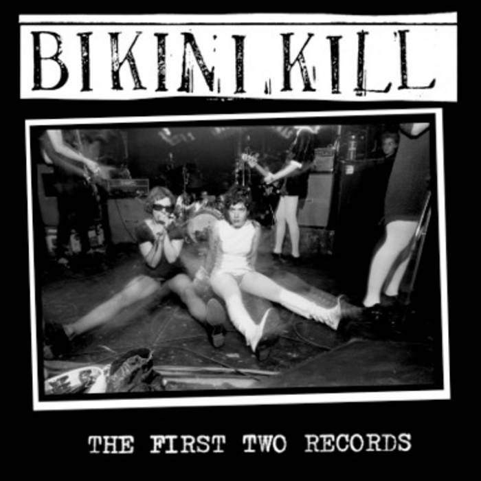 The First Two Records cover art