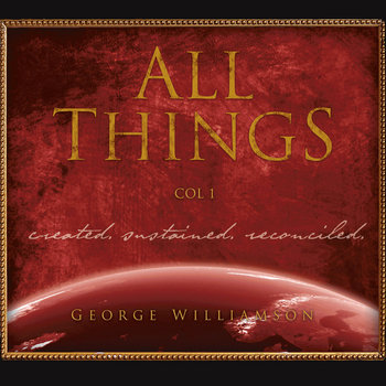 All Things cover art