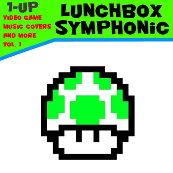 1Up - video game covers...vol. 1 cover art