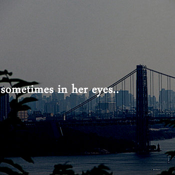 sometimes in her eyes cover art