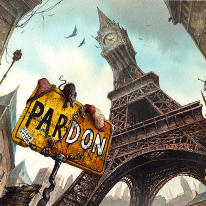 Pardon cover art