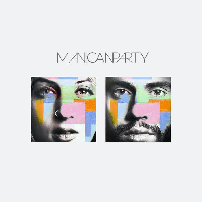 Manicanparty EP cover art