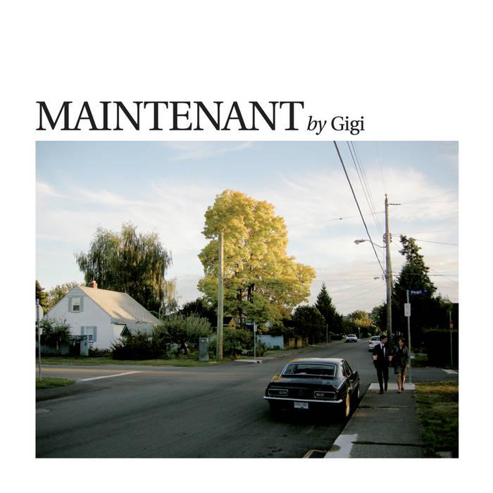 MAINTENANT cover art