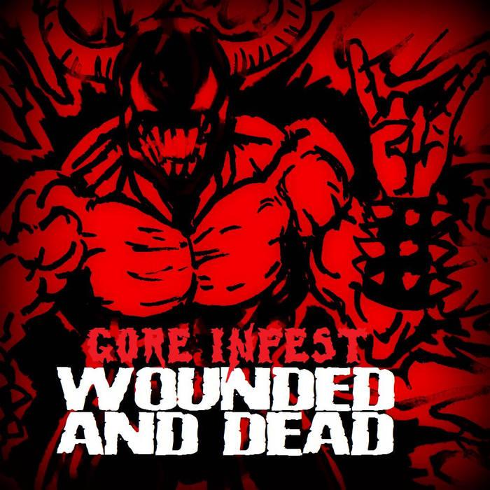 GORE INFEST cover art