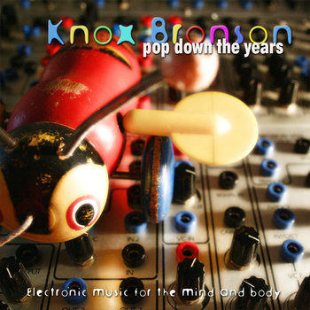 Pop Down The Years (electronic music for the mind and body) cover art