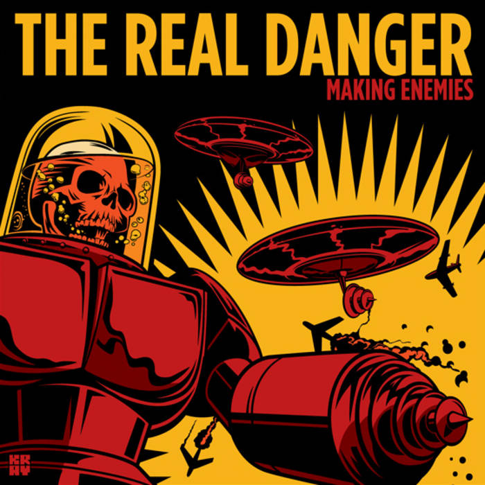 Making Enemies cover art