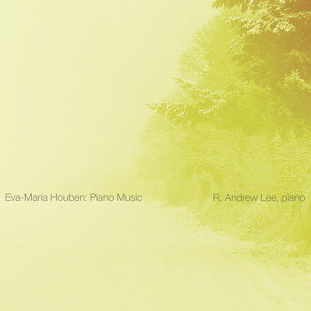 Eva-Maria Houben: Piano Music cover art