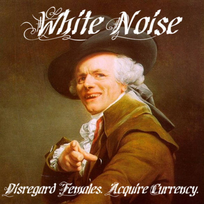 Disregard Females. Acquire Currency. cover art