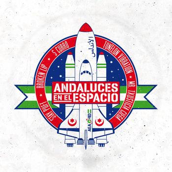 Andaluces en el Espacio cover art